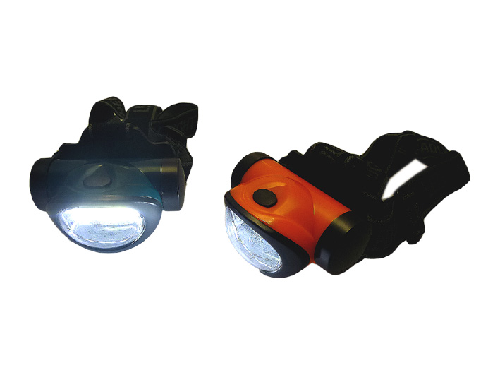 LED Kopflampe COB o.Bat.