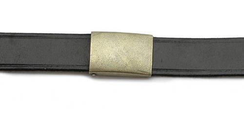 BW Ledergürtel 30mm Imit.