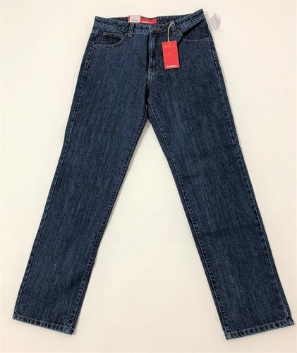 Jeans B601 L.S. (London Slim) Darkstone