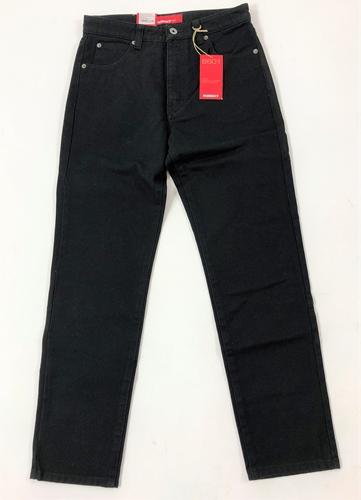 Jeans B601 L.S. (London Slim) Schwarz