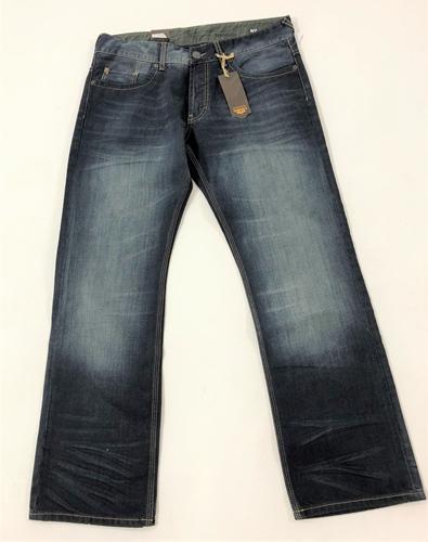 Jeans Madison Dark Blue Washed