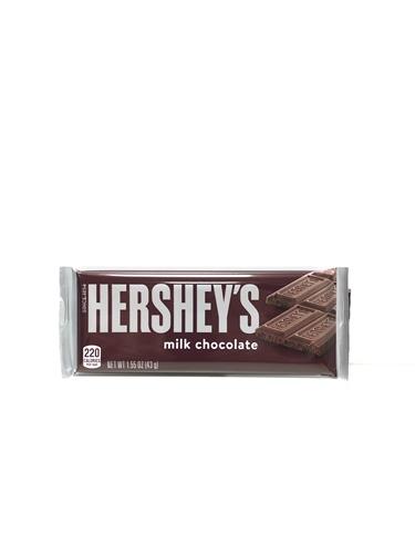 Milk Chocolate Bar 43g