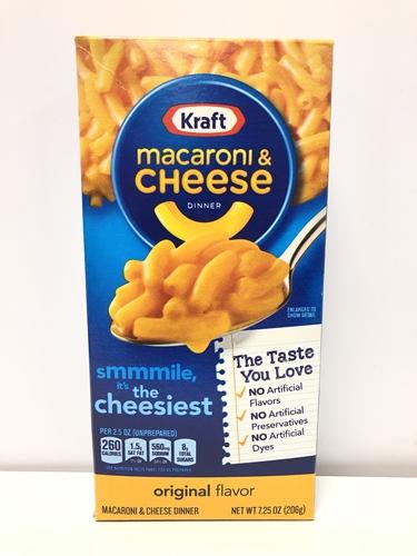 Macaroni & Cheese 206g