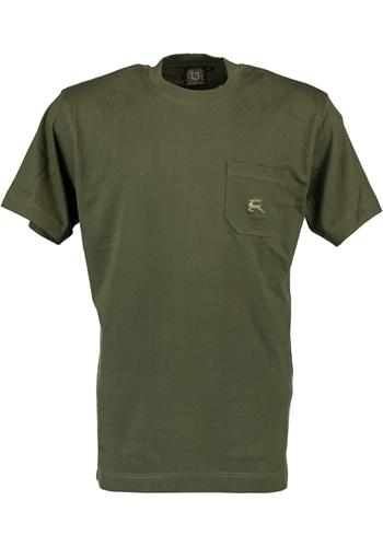 He T-Shirt 1/2 Arm m. Stick