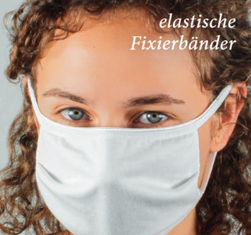 Mund- & Nasenmaske 95° Wäsche / Trockner