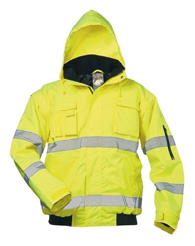 Warnschutzjacke Gelb Roland