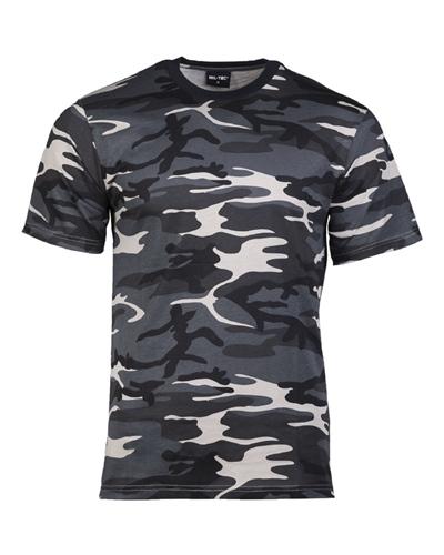 T-Shirt Darkcamo