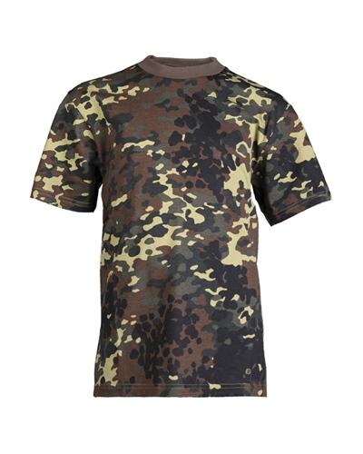 Ki T-Shirt Flecktarn