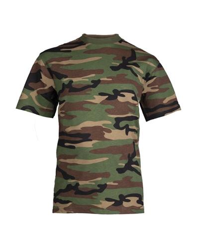 Ki T-Shirt Woodland