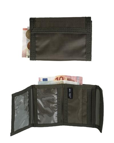 Geldbörse Klett Oliv