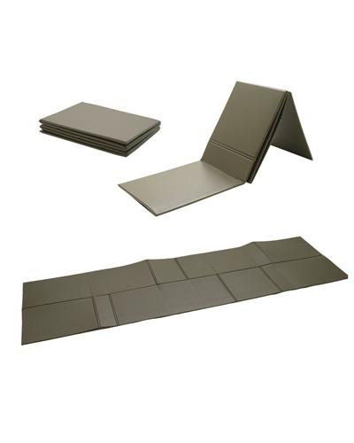 BW Isomatte Faltbar Oliv 190x60x0.5
