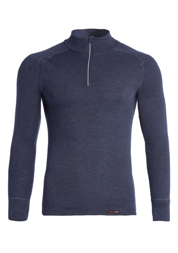 He Thermo Shirt m. ZIP 1/1 Arm