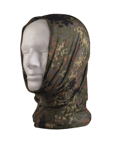 Multituch Headgear Flecktarn