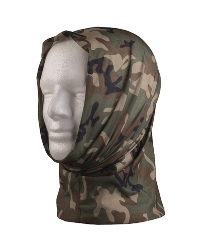 Multituch Headgear Woodland