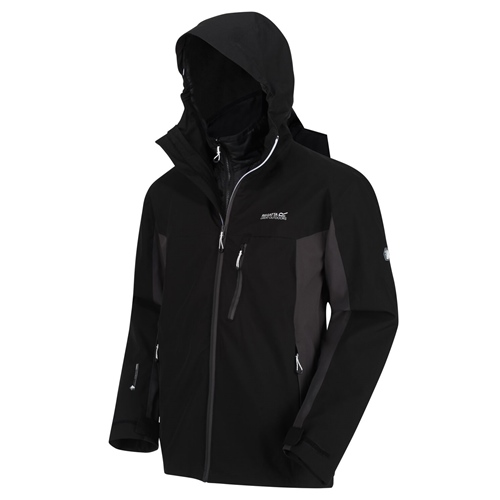 He Jacke Wentwood V 3 in 1 m. Thermojack