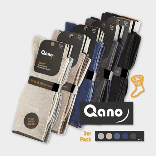 Qano He Socken (3er)