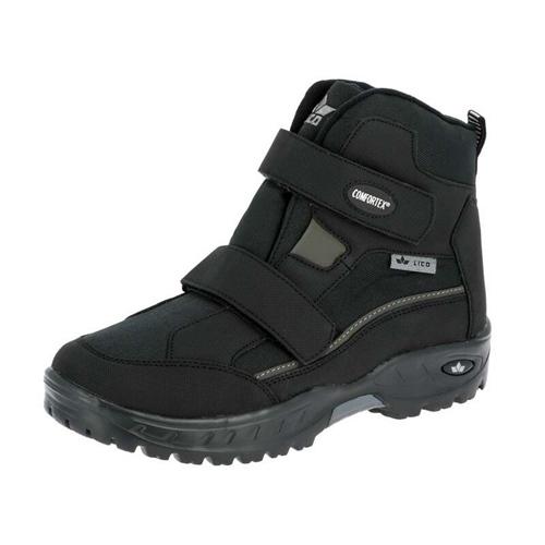 Ecuador V Winter Stiefel Schw/Grau TEX